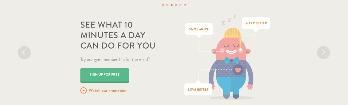 Headspace | Taking Care of Your Head